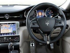 Ver foto 14 de Maserati Quattroporte GTS Australia 2013