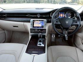 Ver foto 13 de Maserati Quattroporte GTS Australia 2013
