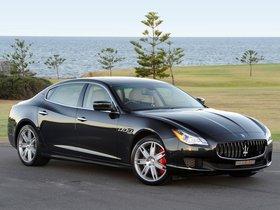 Ver foto 10 de Maserati Quattroporte GTS Australia 2013