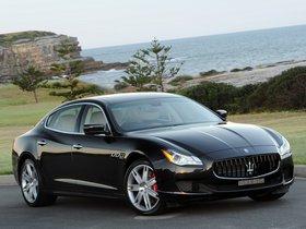 Ver foto 8 de Maserati Quattroporte GTS Australia 2013