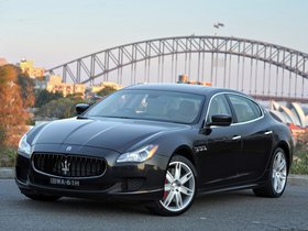 Ver foto 7 de Maserati Quattroporte GTS Australia 2013
