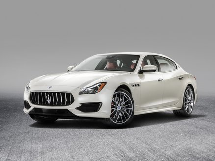 Maserati Quattroporte Aut.