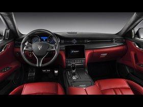 Ver foto 4 de Maserati Quattroporte GTS GranSport 2016