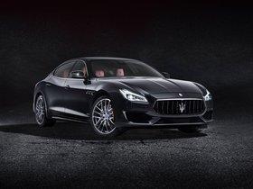 Ver foto 2 de Maserati Quattroporte GTS Gransport  2017