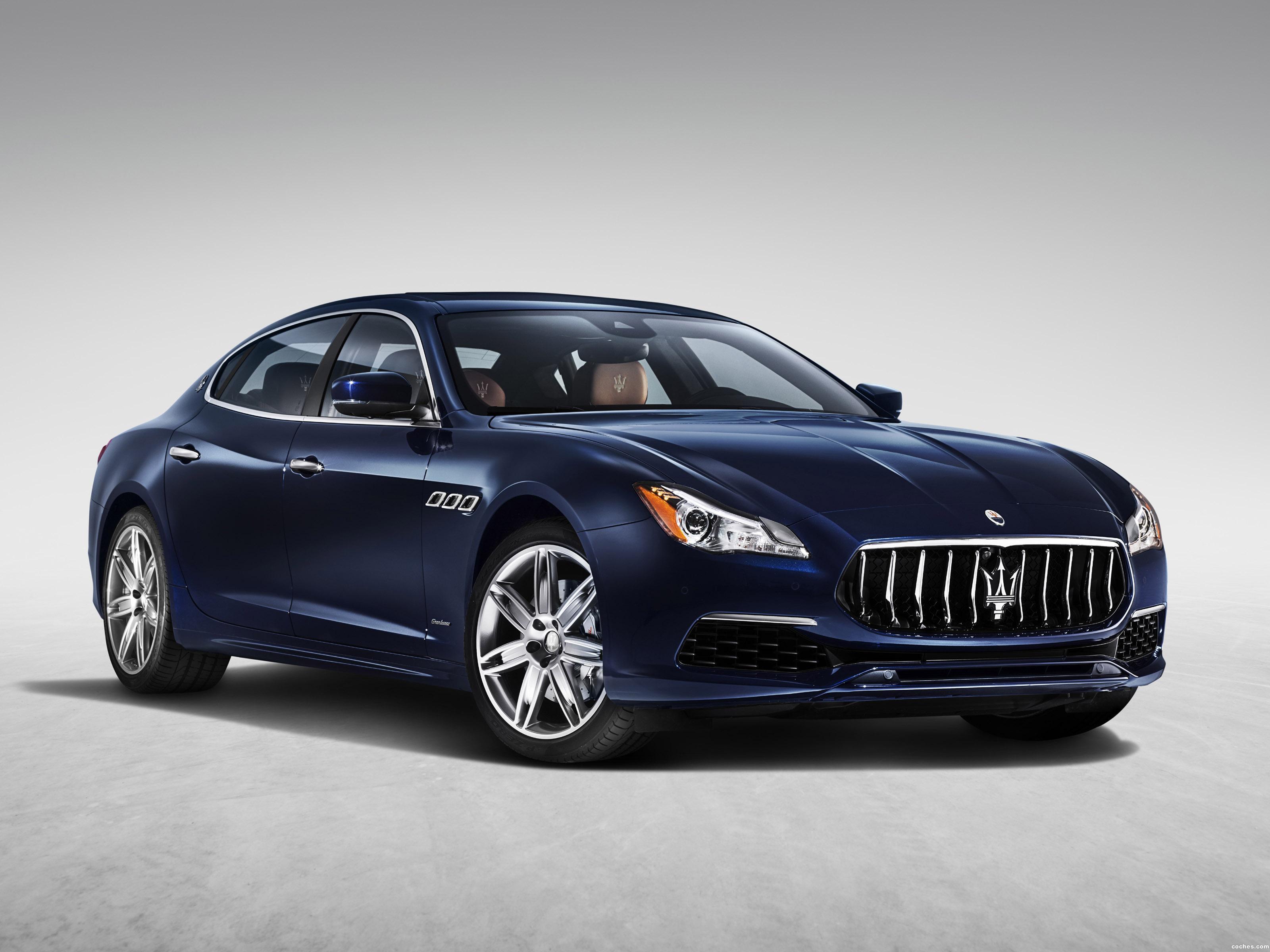 Foto 0 de Maserati Quattroporte GranLusso 2016