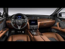 Ver foto 4 de Maserati Quattroporte GranLusso 2016