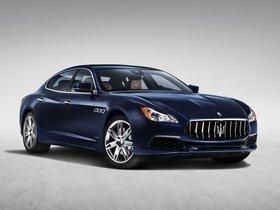 Ver foto 1 de Maserati Quattroporte GranLusso 2016