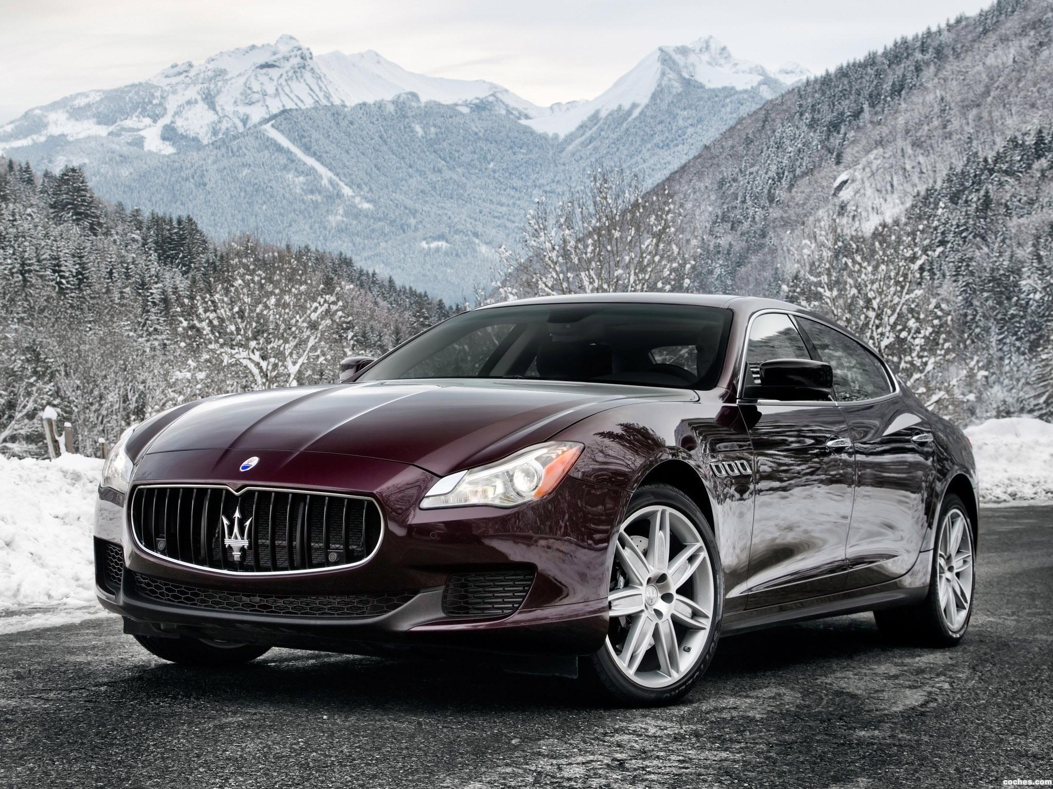 Foto 0 de Maserati Quattroporte Q4 2013