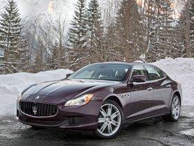 Ver foto 10 de Maserati Quattroporte Q4 2013