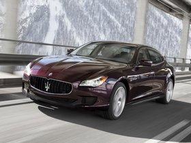 Ver foto 9 de Maserati Quattroporte Q4 2013