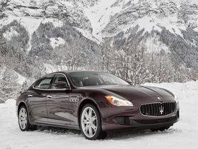 Ver foto 7 de Maserati Quattroporte Q4 2013