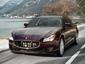 Ver foto 6 de Maserati Quattroporte Q4 2013