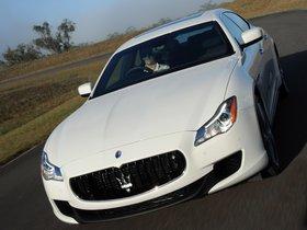 Ver foto 11 de Maserati Quattroporte S Australia 2014