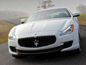 Ver foto 2 de Maserati Quattroporte S Australia 2014