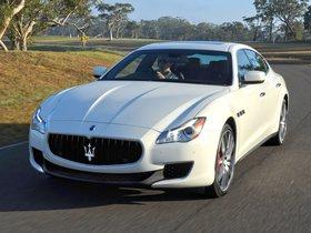 Ver foto 10 de Maserati Quattroporte S Australia 2014