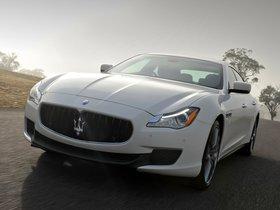 Ver foto 9 de Maserati Quattroporte S Australia 2014