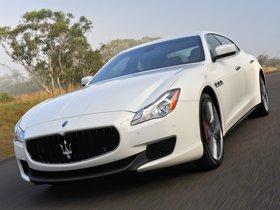 Ver foto 8 de Maserati Quattroporte S Australia 2014
