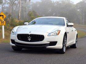 Ver foto 7 de Maserati Quattroporte S Australia 2014