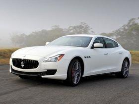 Ver foto 6 de Maserati Quattroporte S Australia 2014