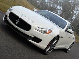 Ver foto 5 de Maserati Quattroporte S Australia 2014