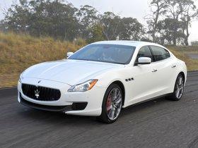 Ver foto 4 de Maserati Quattroporte S Australia 2014