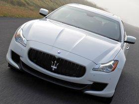 Ver foto 3 de Maserati Quattroporte S Australia 2014