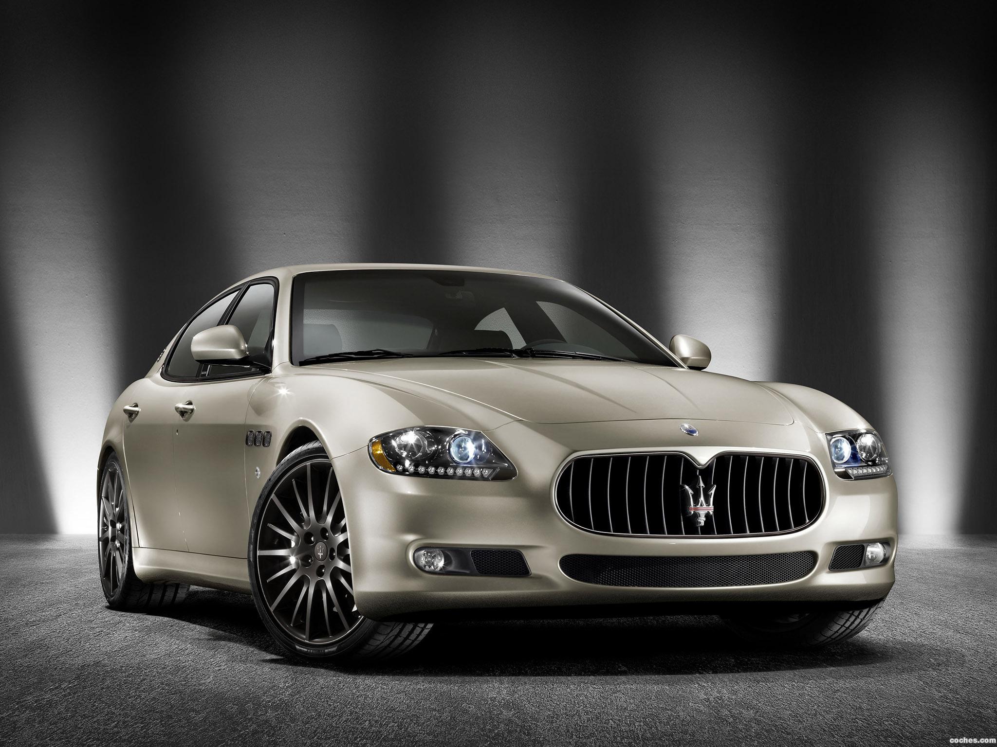 Foto 0 de Maserati Quattroporte Sport GT-S Awards Editon 2010