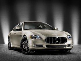 Fotos de Maserati Quattroporte Sport GT-S Awards Editon 2010