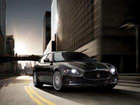 Ver foto 2 de Maserati Quattroporte Sports GTS 2008