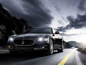 Fotos de Maserati Quattroporte Sports GTS 2008