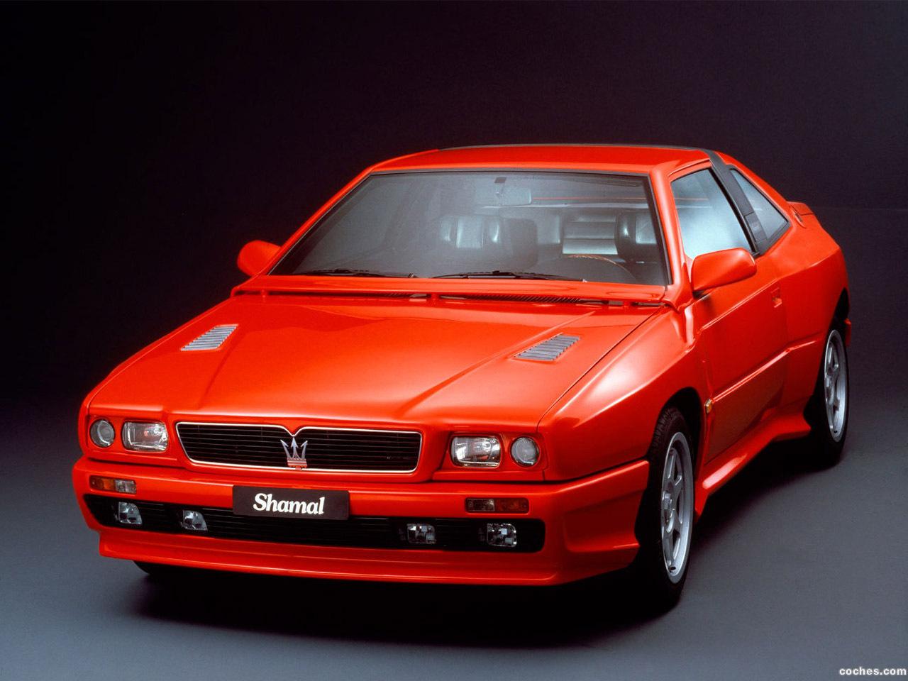 Foto 0 de Maserati Shamal 1989