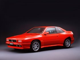 Ver foto 4 de Maserati Shamal 1989