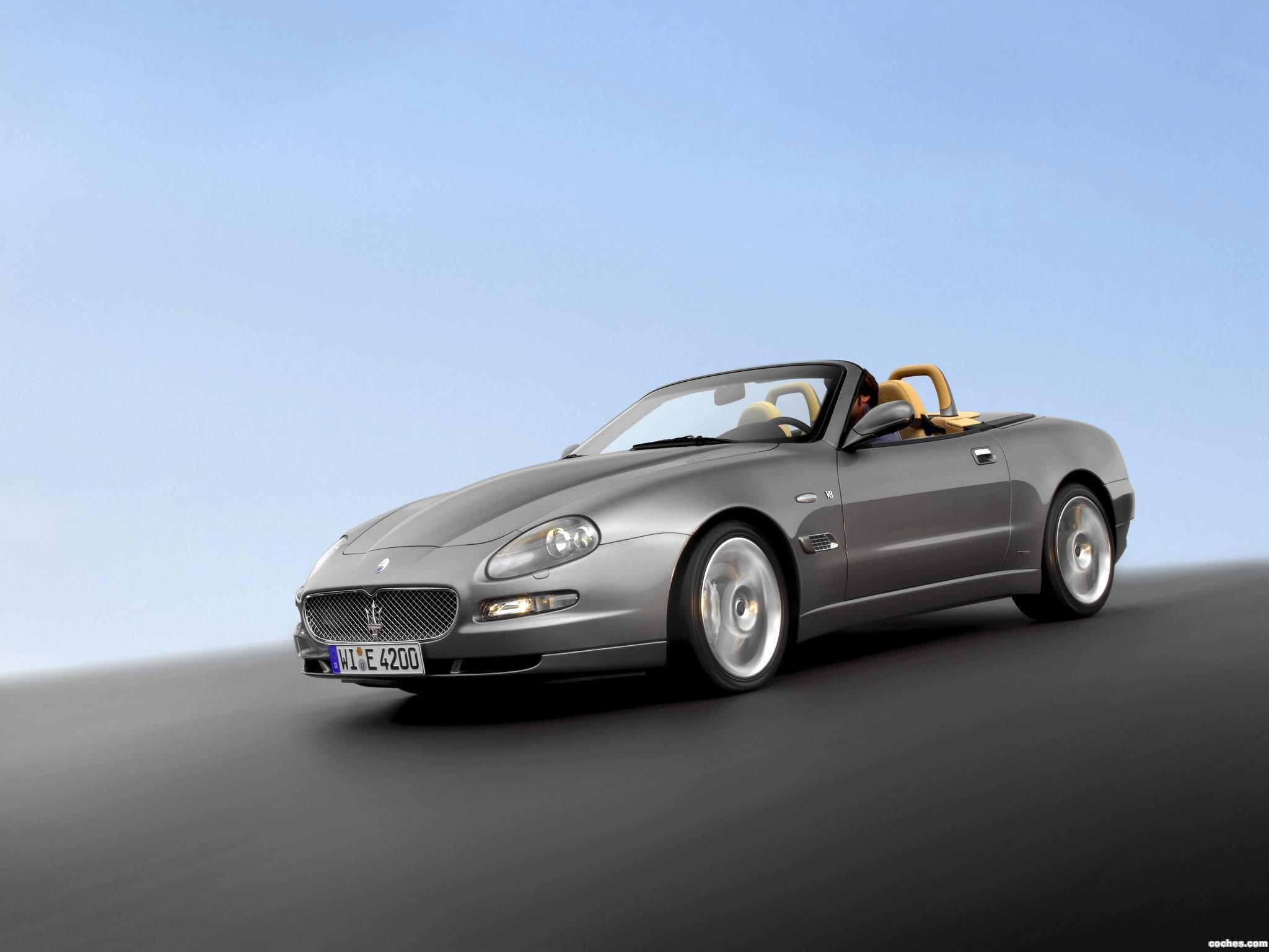 Foto 2 de Maserati Spyder 2004
