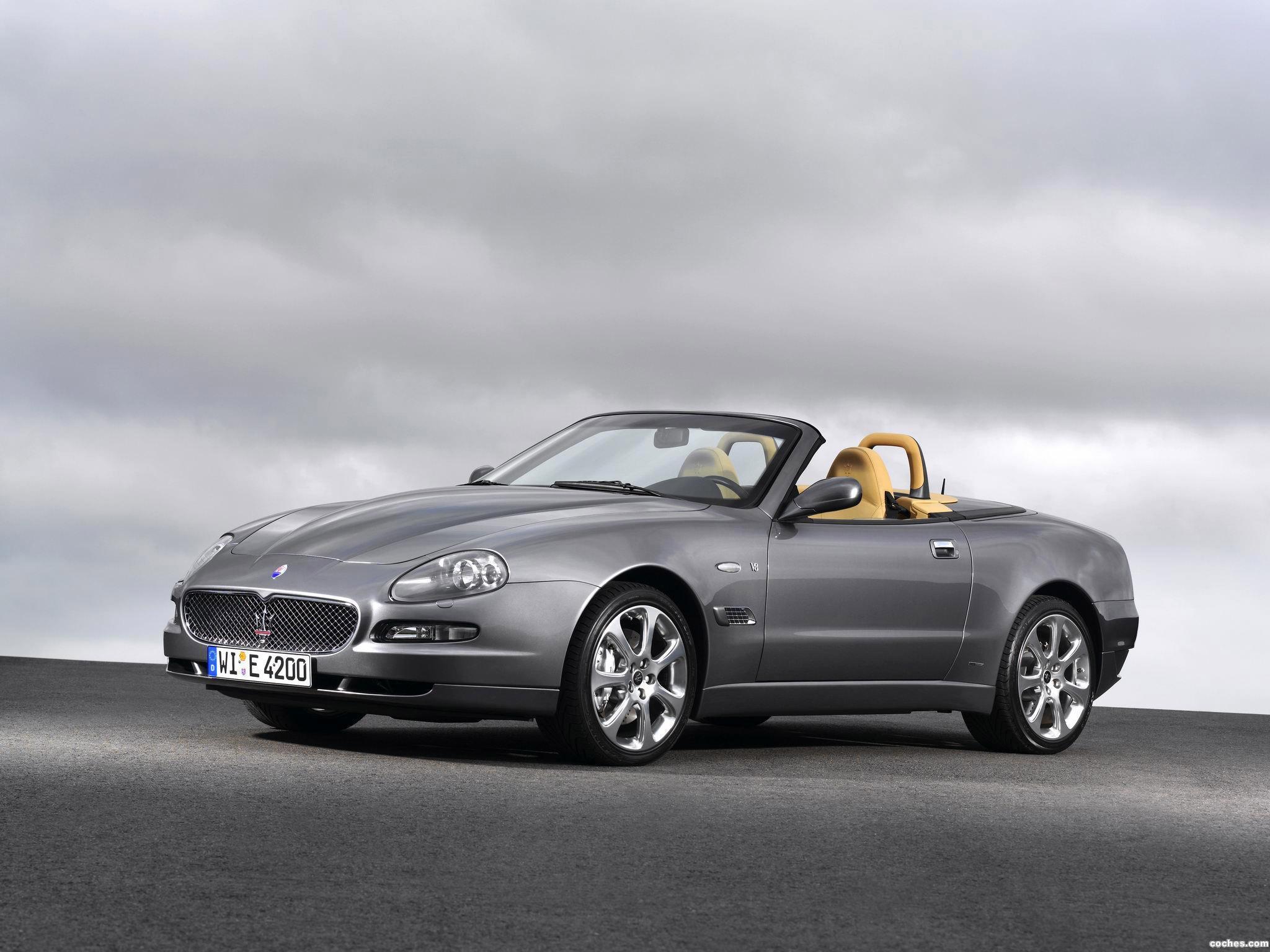 Foto 0 de Maserati Spyder 2004