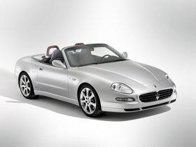 Ver foto 4 de Maserati Spyder 2004