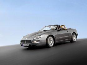 Ver foto 3 de Maserati Spyder 2004