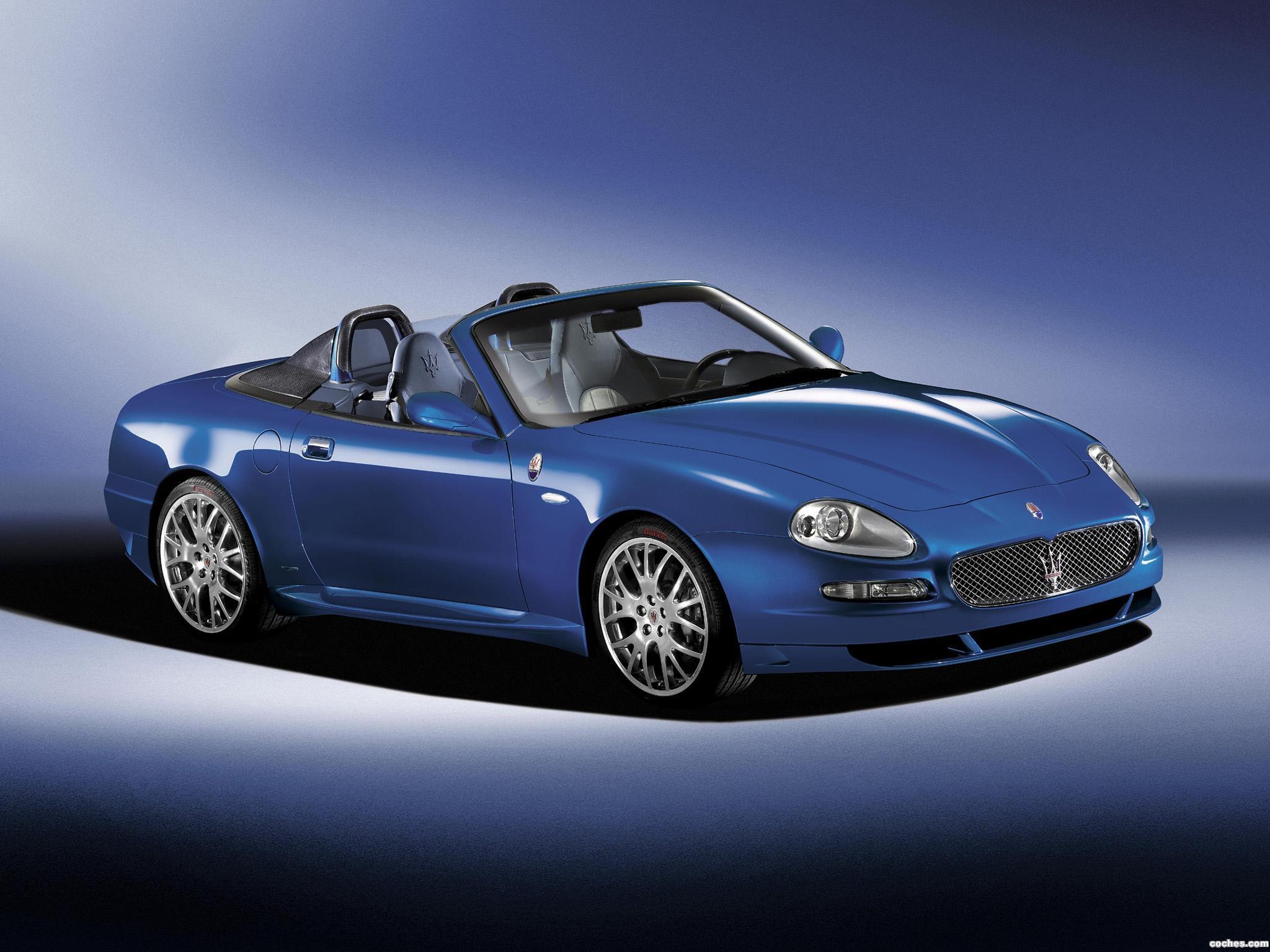 Foto 0 de Maserati Spyder 90th Anniversary 2005