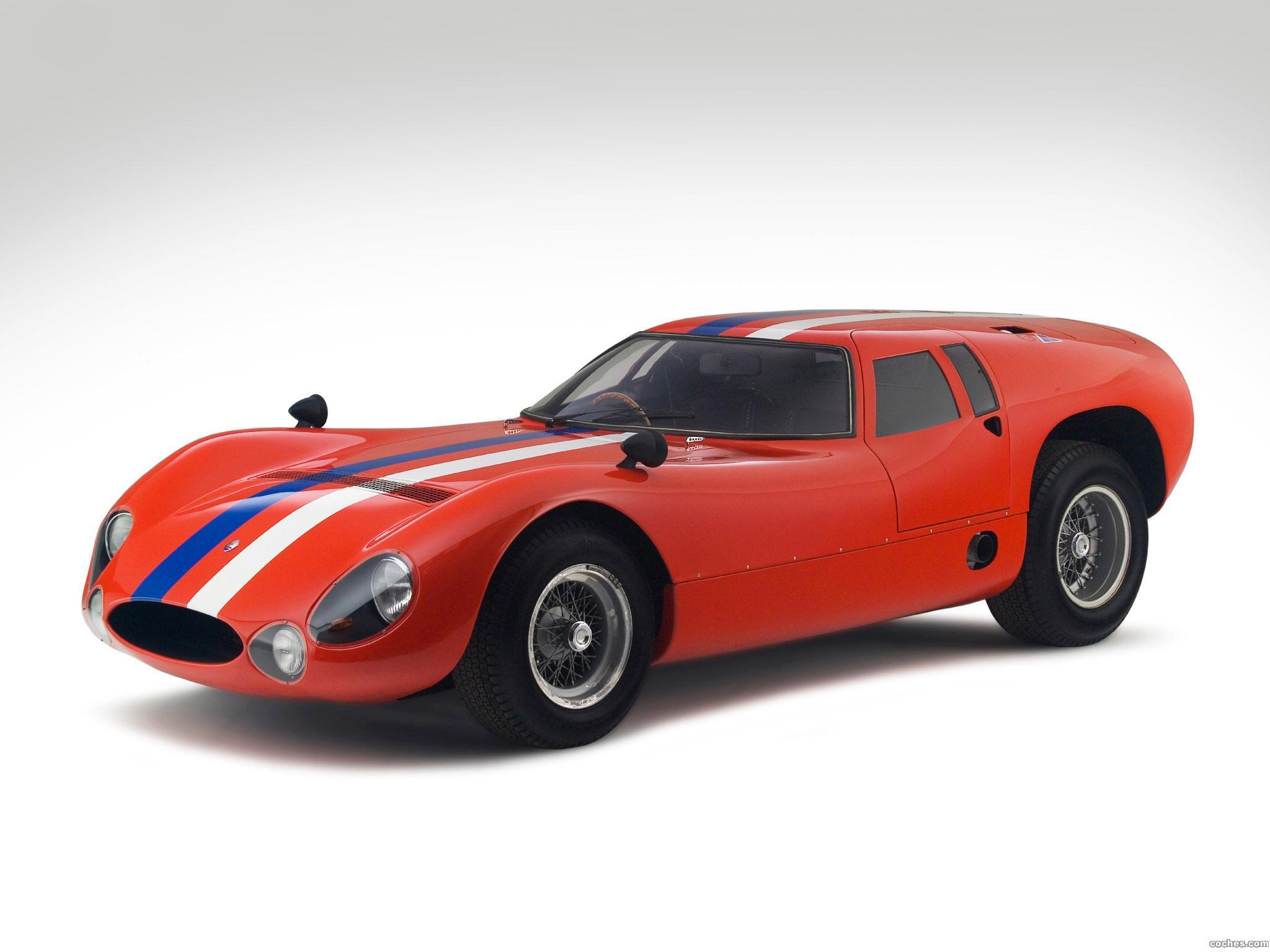 Foto 0 de Maserati Tipo 151-3 1964