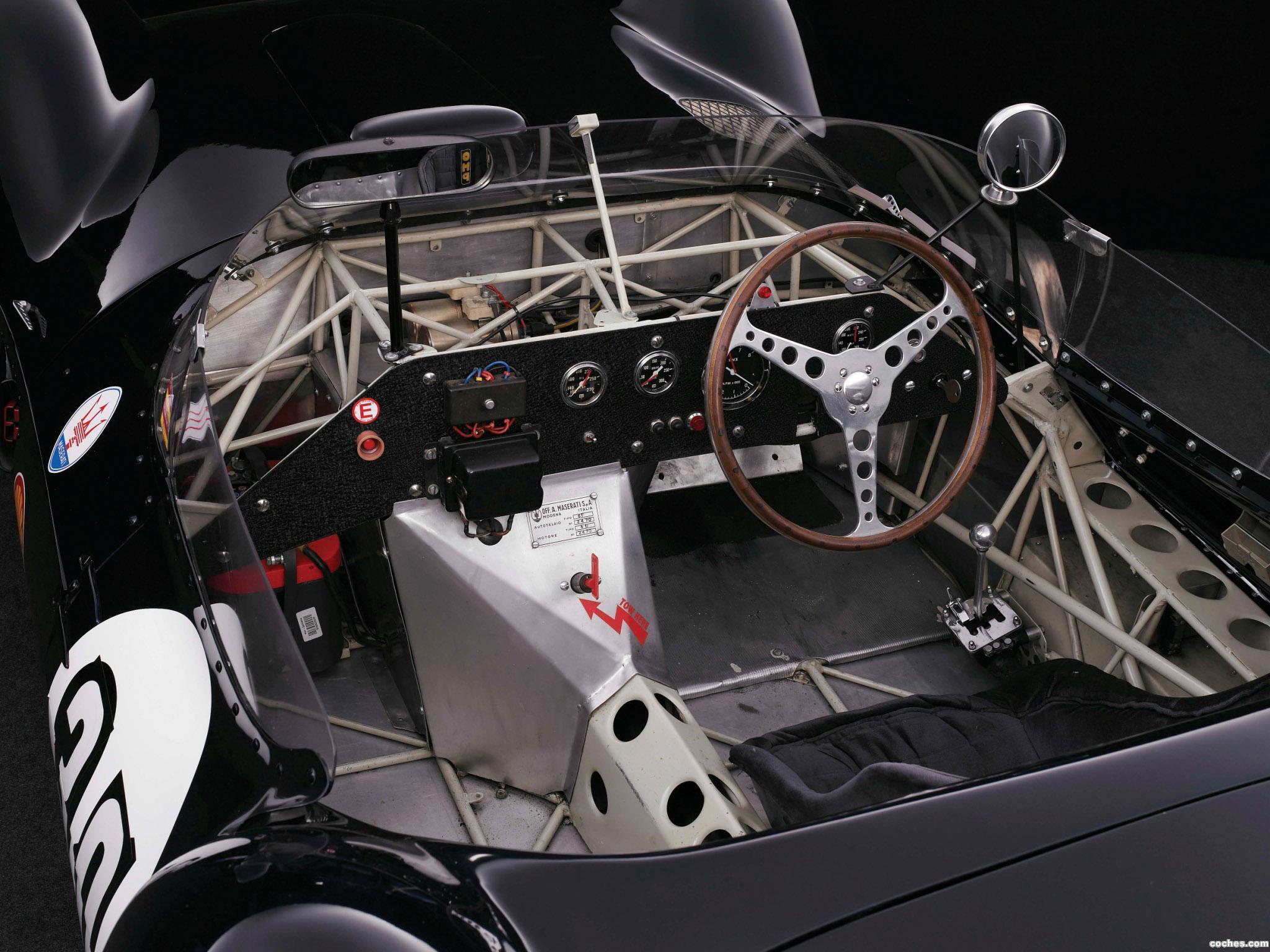 Foto 32 de Maserati Tipo 61 Birdcage 1959