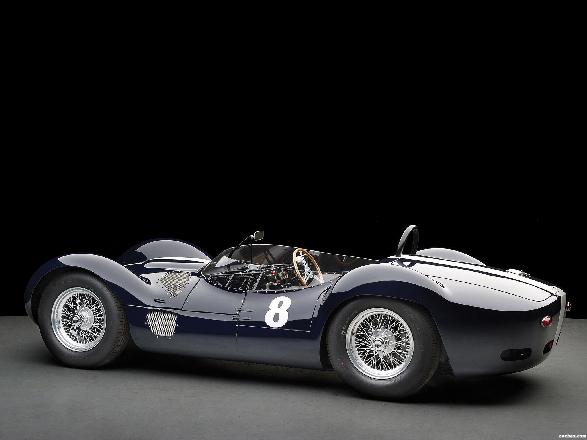 Foto 2 de Maserati Tipo 61 Birdcage 1959
