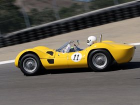 Ver foto 9 de Maserati Tipo 61 Birdcage 1959