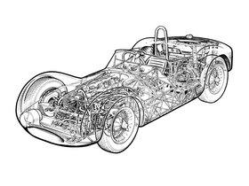 Ver foto 31 de Maserati Tipo 61 Birdcage 1959