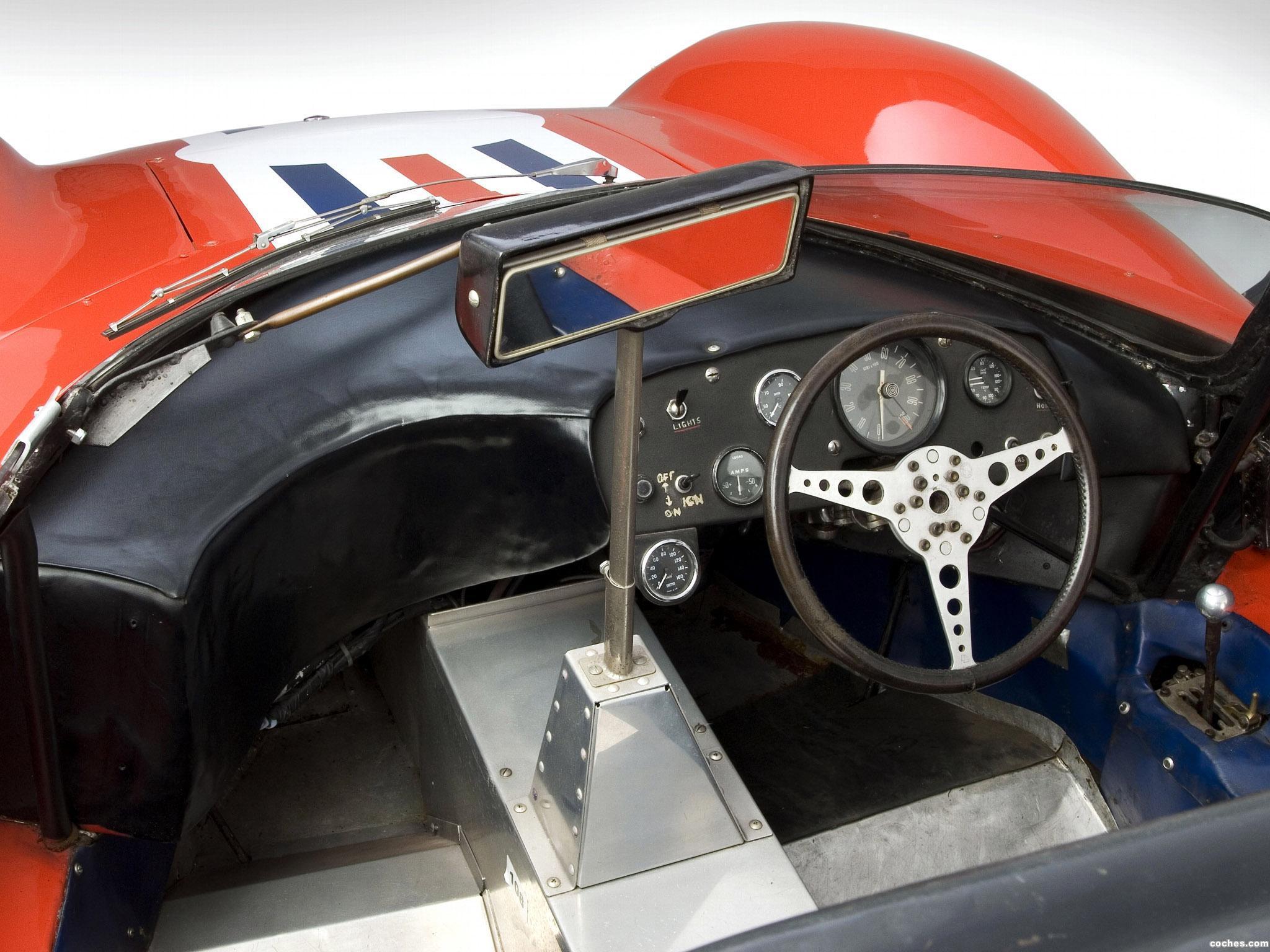 Foto 4 de Maserati Tipo 65 Birdcage 1965