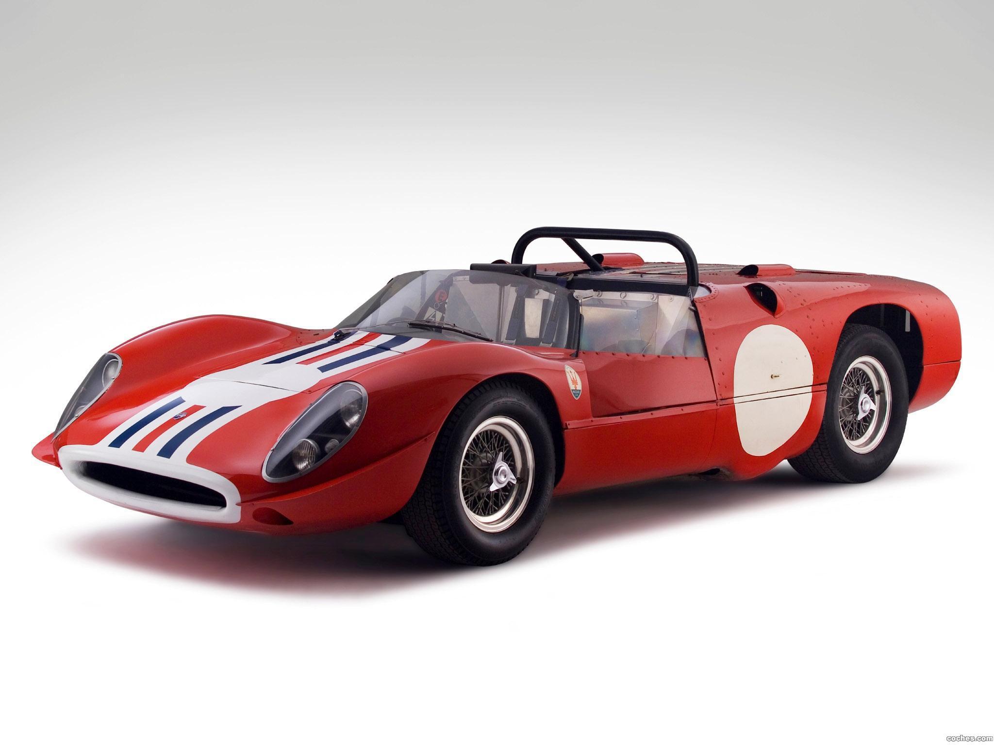 Foto 3 de Maserati Tipo 65 Birdcage 1965