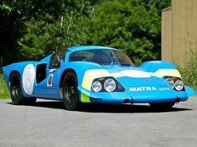 Ver foto 1 de Matra MS630  1967