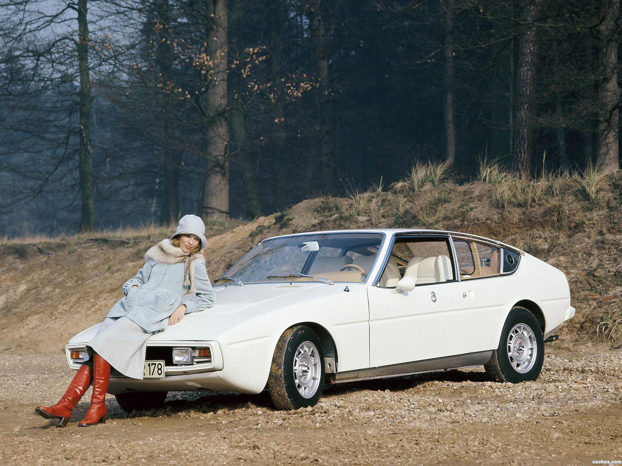 Foto 0 de Matra Simca Bagheera Courreges 1974