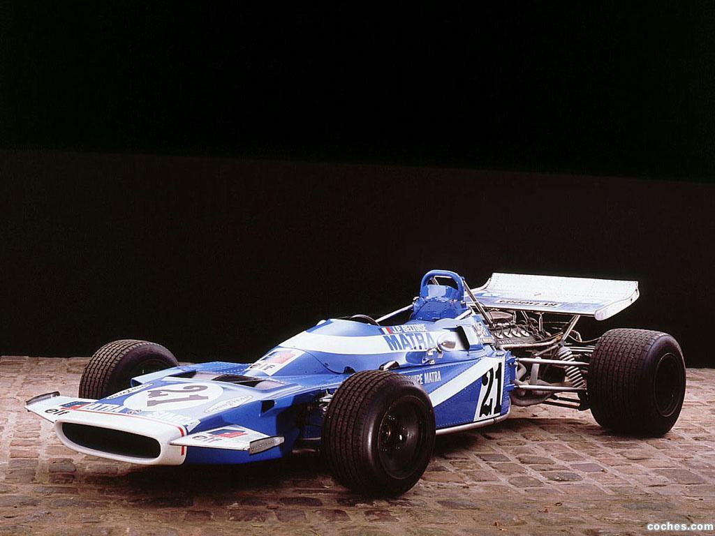 Foto 0 de Matra Simca MS120 1970