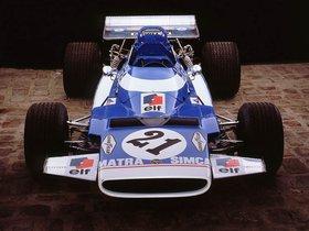 Ver foto 3 de Matra Simca MS120 1970