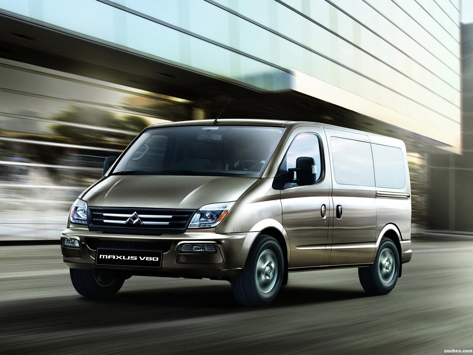 Foto 0 de Maxus V80 Van 2011