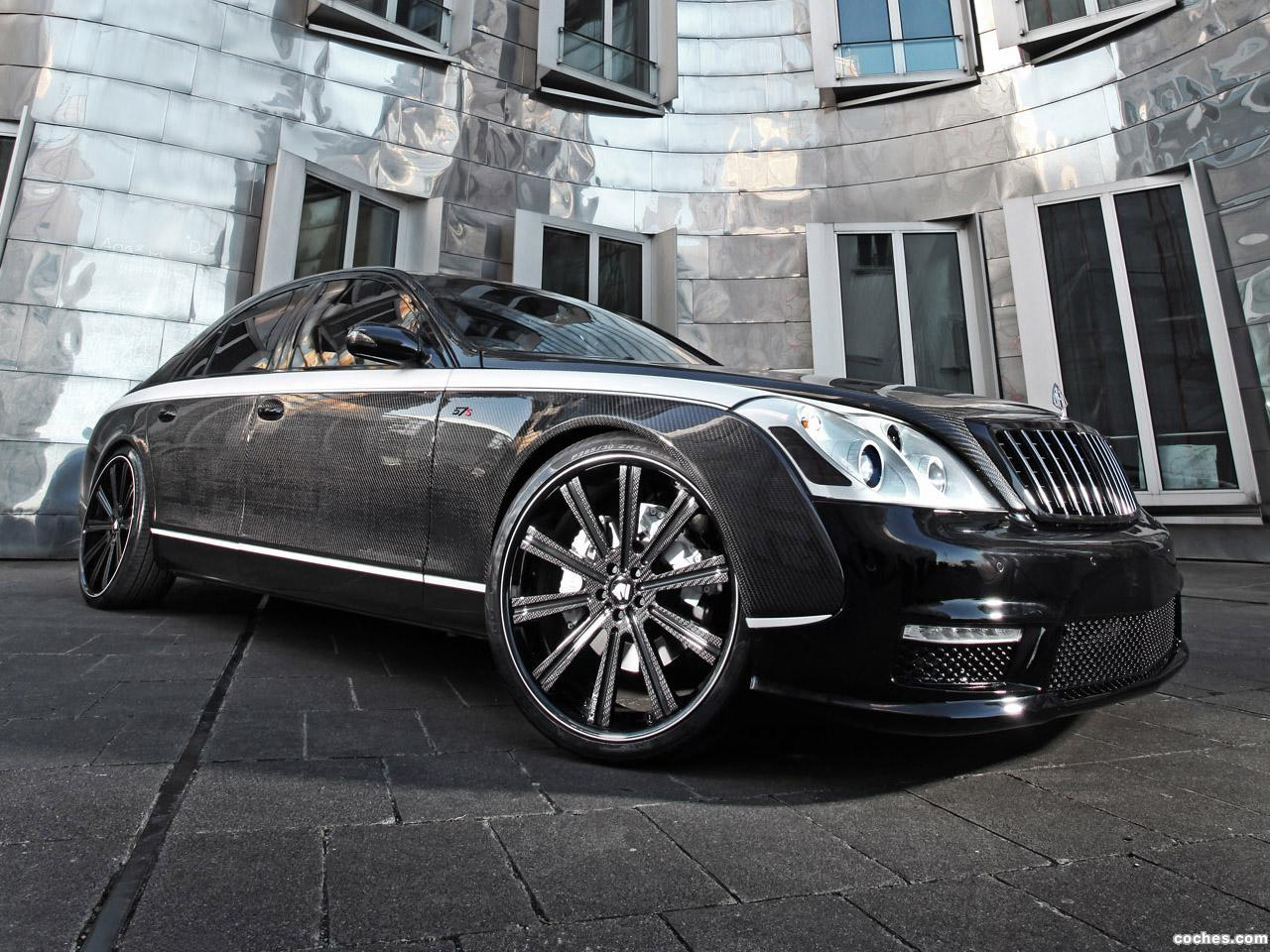 Foto 0 de Maybach 57S by Knight Luxury 2014